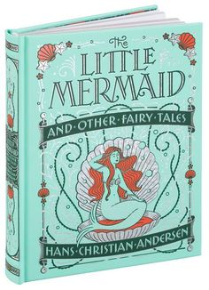 The Little Mermaid and Other Fairy Tales | 10/05/2016 | ISBN 9781435163683 | Written by Hans Christian Andersen | Illustrated by W. Heath Robinson #BarnesandNobleCollectibleEditions
