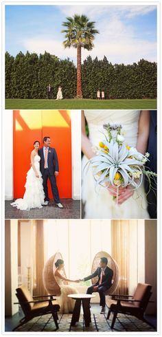 Parker Hotel Palm Springs wedding #hotelwedding #parkerhotel #roomcritic