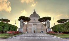A new Awakening. HDR San Pietro e Paolo Roma EUR | HDR Photography Giuseppe Sapori