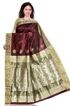 Kanchipuram Handloom Silk Saris