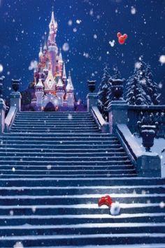 Disney Christmas For Desktop Wallpaper iPhone Wallpapers ...