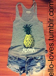 This tank top!!