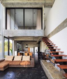 52 Modern Tiny House Plan Design that Will Inspire You A great. 52 Modern Tiny House Plan Design that Will Inspire You A great deal of tiny house Modern Tiny House, Tiny House Plans, Tiny House Design, Modern House Design, Loft Interior Design, Loft Design, Design Design, Design Ideas, Luxury Interior