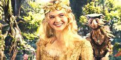 Gif Elle Fanning - Princess Aurora <3