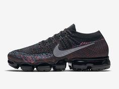 Wracam do butów Nike Air VaporMax, które już niedługo zawitają na sklepowych półkach w arcyciekawym wydaniu. Mam tu na myśli kolorystykę Blue Lagoon.