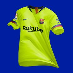 20244bcfc8a Away kit 2018-19  FCBarcelona  FCB  Shop  Store  FansFCB Barcelona
