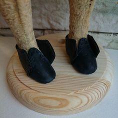 Делаем обувь для мишки или куклы своими руками - Ярмарка Мастеров - ручная работа, handmade