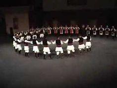 ▶ Gaida (Macedonia) - Youth Centre Of Halastra - YouTube really good dancing....