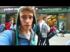 IMITANDO SCIMMIE A DUBLINO! Vlog by Gio!