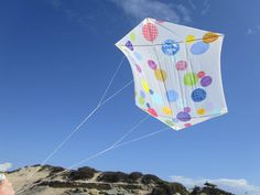 GELLI KITES!! Which one do you like best?? Cindy Thrall used her ROUND Gelli Arts - Gel Printing Plates to make 6' fabric Rokoku kites!!