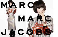 Marc by Marc Jacobs replica il casting on line per l'advertising campaign primavera-estate 2015 esortando le sue follower Twitter e Instagram a postare le proprie foto aggiungendo l'hashtag #CastM...
