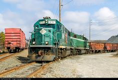 RailPictures.Net Photo: NYA 271 New York & Atlantic Railway EMD GP38-2 at Holtsville, New York by Chris J. Allen