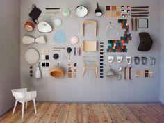 benjamin hubert: materiality at DMY berlin 2011