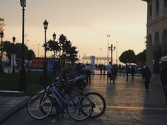 All about travel, movies, books and arts. Greece Thessaloniki, Sunset Sea, Coffee Corner, Lambs, City Life, Cn Tower, Blogging, Walking, Street View