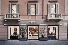 The chicest bookstore just opened in Milan
