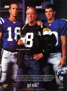 Got Milk? Got Manning?