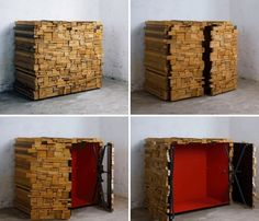 A secret storage shed. there are no words... i must have this in my life!