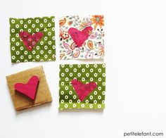 DIY Hand Warmers : DIY hand warmers Valentine heart