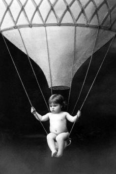 flying potty