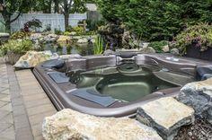 65 Best Hot Tubs Spas Amp Decks Images Gardens Hot Tub