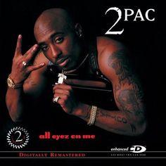 2Pac All Eyez On Me Vinyl 4xLP