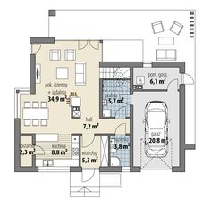 Vidia Floor Plans, House Design, Flooring, How To Plan, Architecture, Houses, Projects, Homes, Wood Flooring