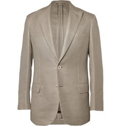 Brioni Slim-Fit Unstructured Cashmere Blazer | MR PORTER