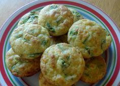 Old World Market: Spinach and Feta Mini Muffins
