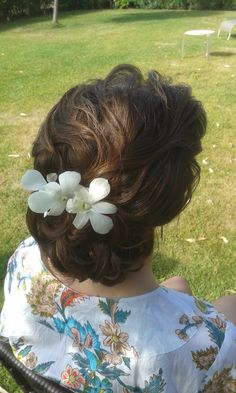 wedding hair in Rome by janita   http://www.hairmakeupnails-rome.com/