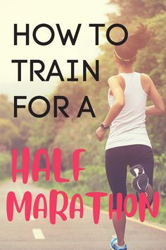 """If you're new to running, a quick overview: a half marathon is 13.1 miles or 21 kilometers. A full marathon is 26.2 miles or 42 kilometers. I've been asked multiple times over the years, """"How long was your marathon?"""" when referring to any race, but a marathon is a specific distance — 26.2 miles — and therefore, the half marathon is half that distance. Today, I'm sharing tried and tested tips about how to train for a half marathon, whether you're a rookie or a seasoned runner aiming for a new PR. Best Running Shoes, Running Gear, Running Workouts, Half Marathon Training Schedule, Marathon Tips, How To Run Faster, How To Run Longer, Weight Training For Runners, Tempo Run"""
