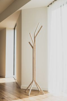LEG/ hanger /Coat Rack Standing Coat Tree by BIUROK on Etsy