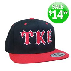 New Iron Rider Snapback for frats