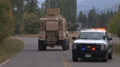 A male resident near the block of Anderson and Conrad Lane locked himself inside a home with a gun. Evergreen standoff with suicidal man ends peacefully http://www.kpax.com/story/30029077/evergreen-standoff-with-suicidal-man-ends-peacefully