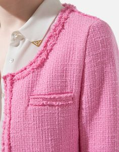 CREWNECK COAT - Blazers - Woman - ZARA