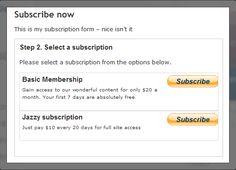 Producto : Membership Plugins Precio: $35 USD Precio Comunidad-Seo: GRATIS  Descargar:  Un Plugins flexible, potente y fácil de usar WordPress plugin para dividir su sitio web en contenido gratuito y premium. http://comunidad-seo.com/membership-plugins/