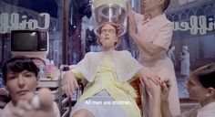 Prada Candy Ad By Wes Anderson And Roman Coppola
