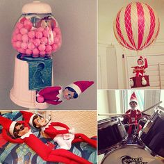 66 Creative Places to Put Your Elf on the Shelf Guaranteed to Delight Your Kids!