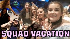 Squad Vacation Special | Center Parcs 2017