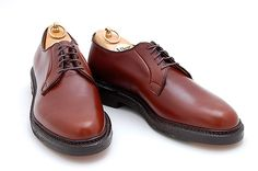 Alden All Weather Walker Shoes for the rainy days of spring and summer.