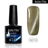 Mix 30 Colors Cat's Eye Magnetic Line UV/LED Nail Gel 3D Manicure Varnish 10ml Nail Art vernis semi permanent fingernail polish