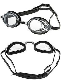 b478ea926ca Swimming 74050  Speedo Vanquisher Optical Competition Swim Swimming Goggles  Clear Diopter -6.0 -