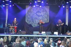 The Moon & The Nightspirit @ Castlefest 2012