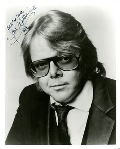 """Paul Williams is a singer-songwriter and actor. Some of his biggest hits include """"We've Only Just Begun"""" and """"Evergreen."""" His films include Phantom of the Paradise, Battle for the Planet of the Apes, Bugsy Malone, A Star is Born, and The Muppet Movie."""
