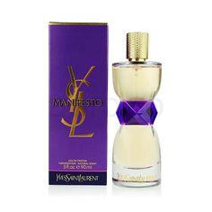 Manifesto de Yves Saint Laurent é uma fragrância espontânea revigorante e radiante. Traz luz e energia num conjunto olfativo que vai te conquistar. Disponível em nossa loja on-line adquira agora mesmo!  Contatos: WhatsApp (62) 8305-2352   atendimento@essenceperfumaria.com   essenceperfumaria.com  #Essence #essenceperfumaria #ysl #manifesto #perfume #fragrance
