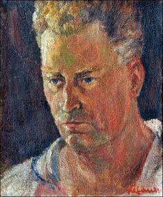 Autoportret , 1957
