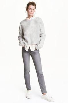 Pantaloni super-stretch   H&M
