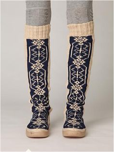 gretta slipper sock by free people