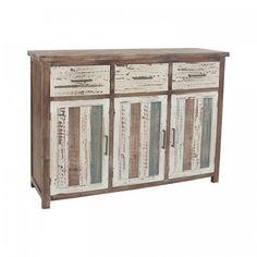 Aparadores de madera de colores | Woodies
