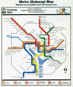 Dc Subway Map With Streets.23 Best Washington Metro Images In 2019 Washington Metro