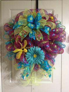 spring wreaths | Spring Wreath! | Wreaths